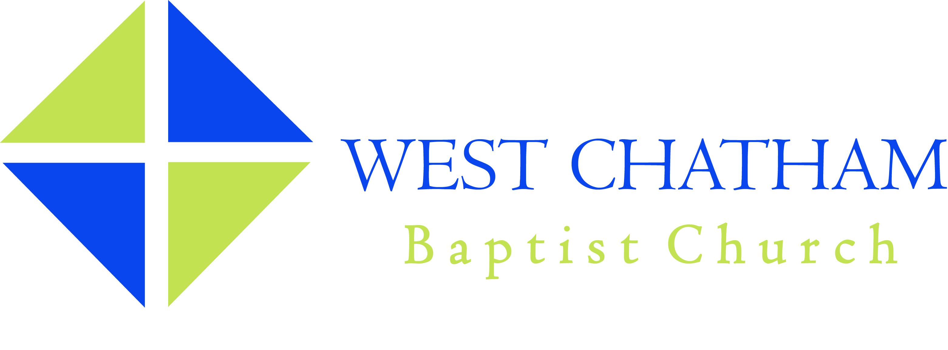 "West Chatham Baptist, ""Moving People Into A More Dynamic Relationship With Christ"""